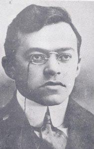 ז'בוטינסקי בצעירותו