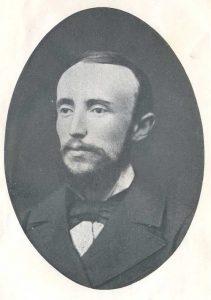 """""""לקבל ייסורים באהבה בשביל תכלית כללית"""", אחד העם בשנת 1889 באודסה בעת פרסום מאמרו הראשון"""